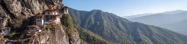 Unsere Reisen nach Bhutan im Überblick