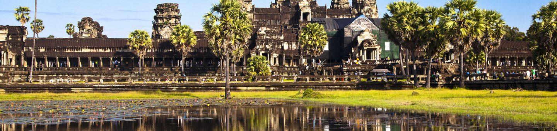 Unsere Reisen nach Kambodscha im Überblick