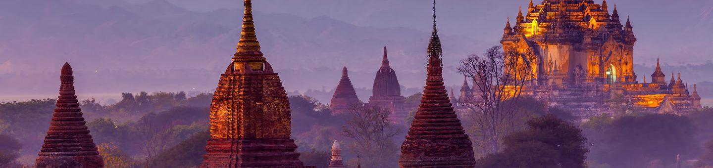 Unsere Reisen nach Myanmar im Überblick