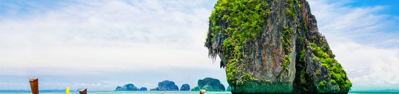 Unsere Reisen nach Thailand im Überblick