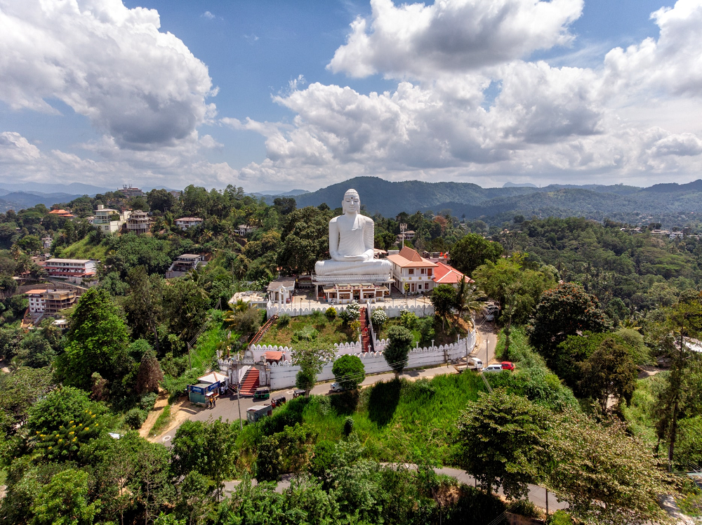 buddha kandy sri lanka