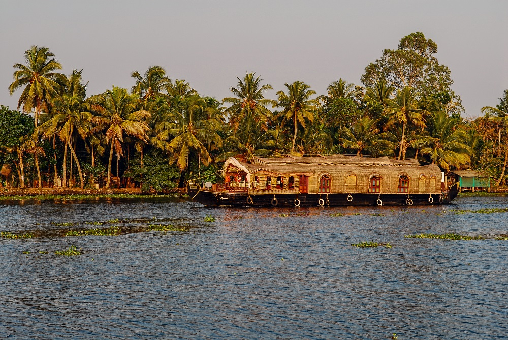 kumarakom backwater boot